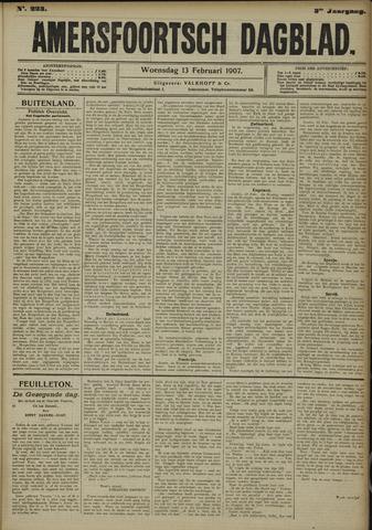 Amersfoortsch Dagblad 1907-02-13