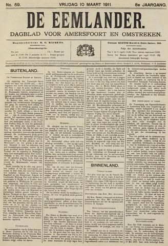 De Eemlander 1911-03-10