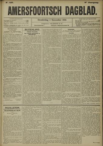 Amersfoortsch Dagblad 1910-11-03