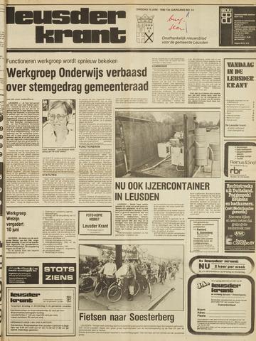Leusder Krant 1980-06-10