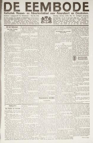 De Eembode 1916-12-12
