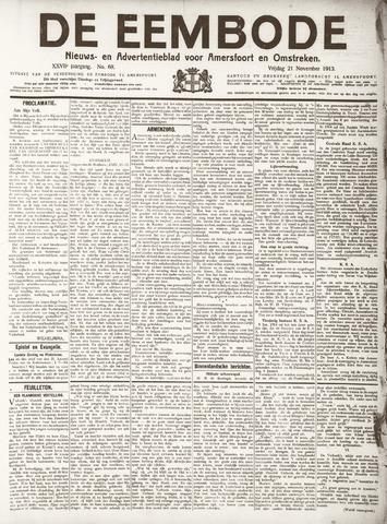De Eembode 1913-11-21