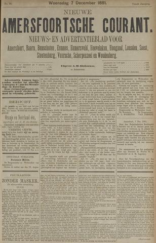 Nieuwe Amersfoortsche Courant 1881-12-07
