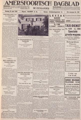 Amersfoortsch Dagblad / De Eemlander 1935-06-25