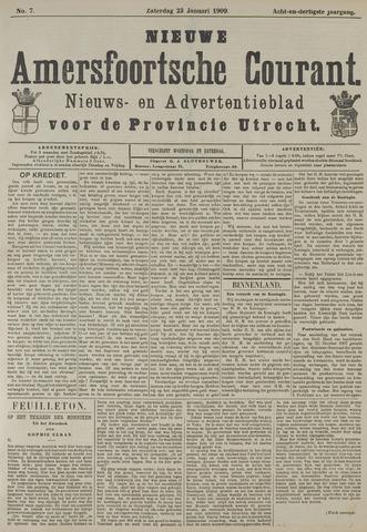Nieuwe Amersfoortsche Courant 1909-01-23