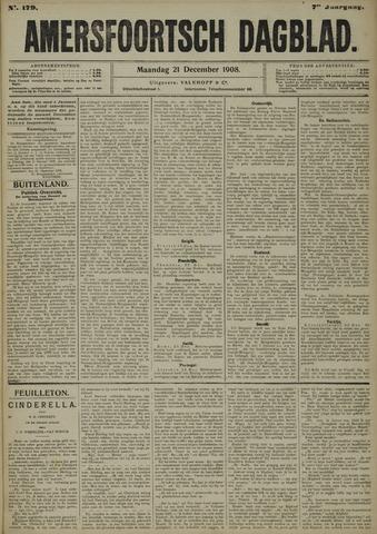 Amersfoortsch Dagblad 1908-12-21