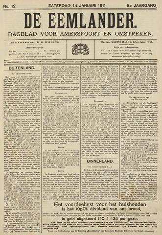 De Eemlander 1911-01-14