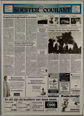 Soester Courant 1999-08-25