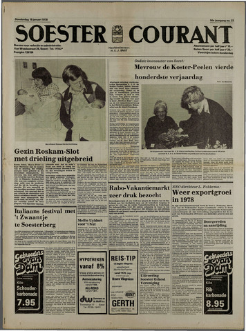 Soester Courant 1978-01-19