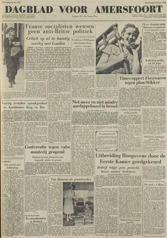 Dagblad voor Amersfoort 1950-06-15