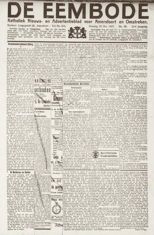 De Eembode 1917-10-23