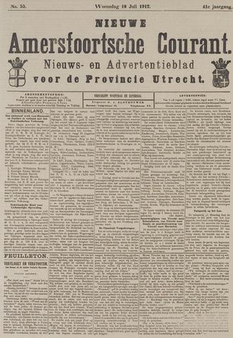 Nieuwe Amersfoortsche Courant 1912-07-10