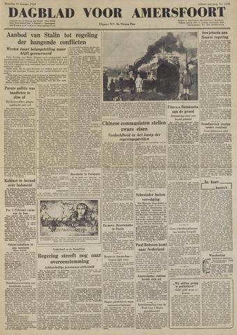Dagblad voor Amersfoort 1949-01-31