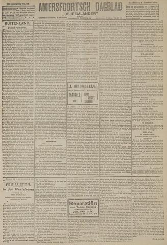 Amersfoortsch Dagblad / De Eemlander 1922-10-05