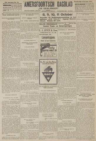 Amersfoortsch Dagblad / De Eemlander 1927-10-06