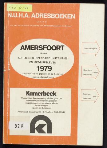 Adresboeken Amersfoort 1979-01-01