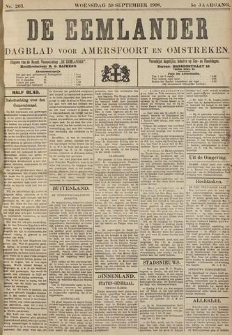 De Eemlander 1908-09-30