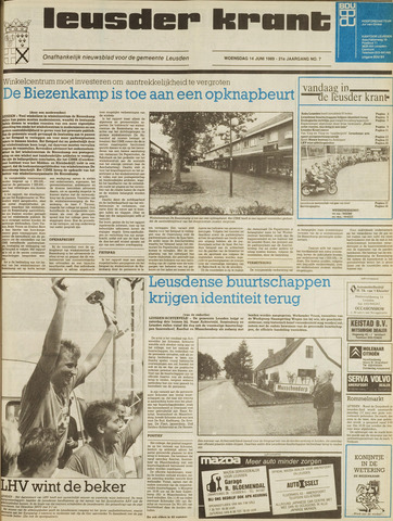 Leusder Krant 1989-06-14