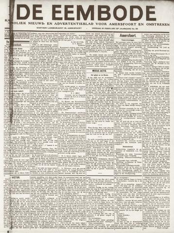 De Eembode 1919-02-25