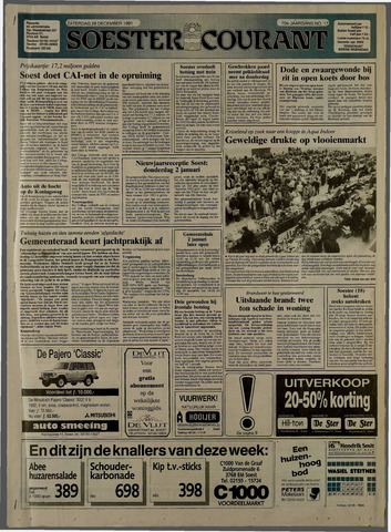 Soester Courant 1991-12-28