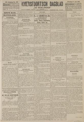 Amersfoortsch Dagblad / De Eemlander 1927-06-21