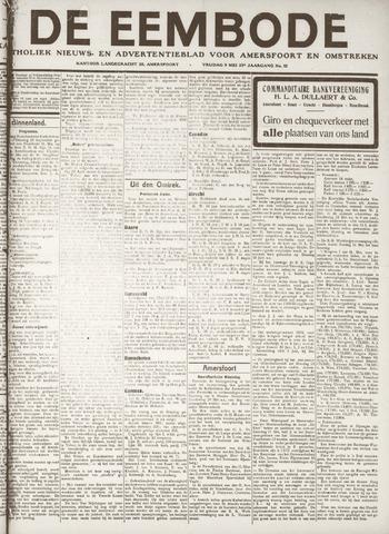 De Eembode 1919-05-09