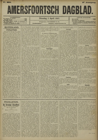 Amersfoortsch Dagblad 1907-04-02