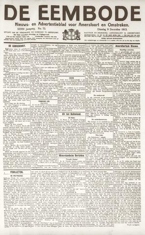 De Eembode 1913-12-09