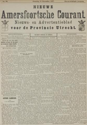 Nieuwe Amersfoortsche Courant 1897-12-11