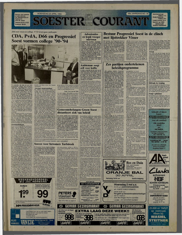 Soester Courant 1990-04-25
