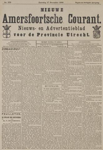 Nieuwe Amersfoortsche Courant 1910-12-17