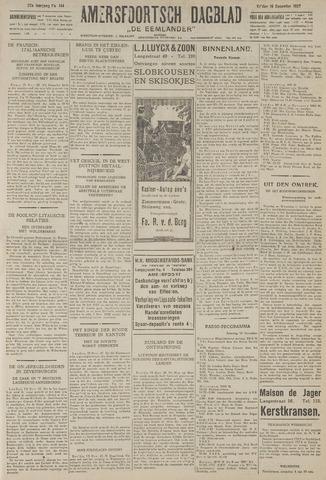 Amersfoortsch Dagblad / De Eemlander 1927-12-16