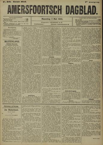 Amersfoortsch Dagblad 1909-05-03