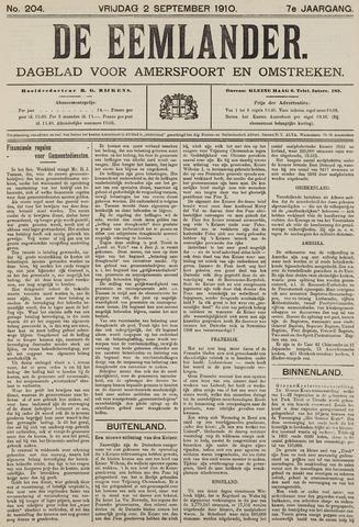 De Eemlander 1910-09-02