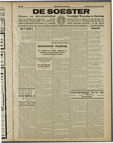 De Soester 1931-11-04