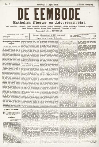 De Eembode 1894-04-14