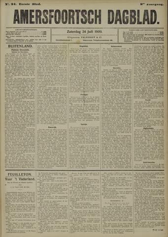 Amersfoortsch Dagblad 1909-07-24