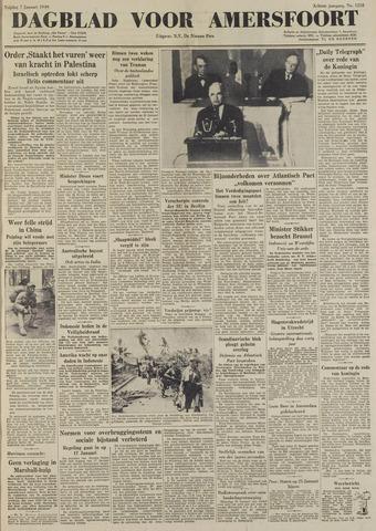 Dagblad voor Amersfoort 1949-01-07