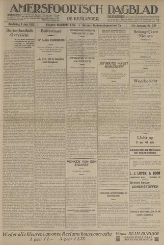 Amersfoortsch Dagblad / De Eemlander 1933-06-08