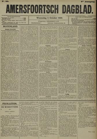 Amersfoortsch Dagblad 1909-10-06