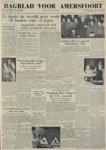 Dagblad voor Amersfoort 1950-10-20