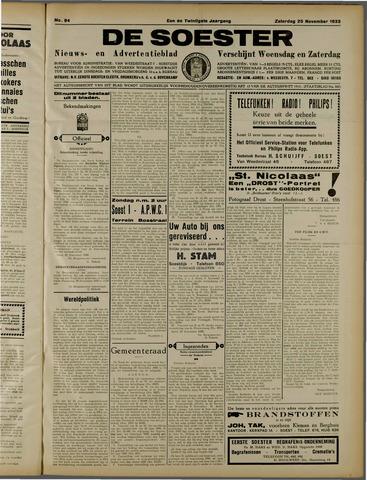 De Soester 1933-11-25