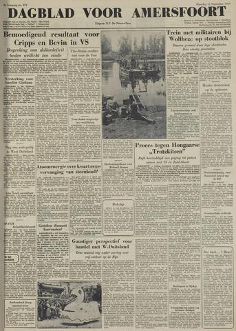 Dagblad voor Amersfoort 1949-09-12