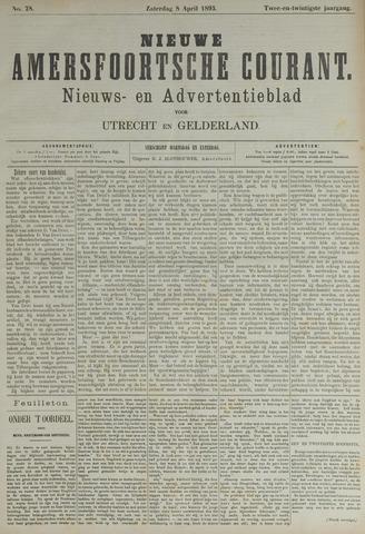 Nieuwe Amersfoortsche Courant 1893-04-08