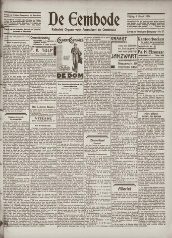 De Eembode 1934-03-09