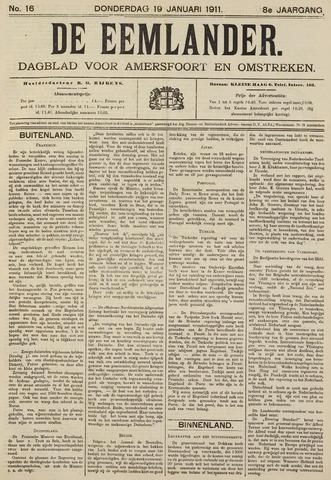 De Eemlander 1911-01-19