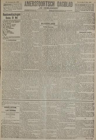 Amersfoortsch Dagblad / De Eemlander 1919-05-15