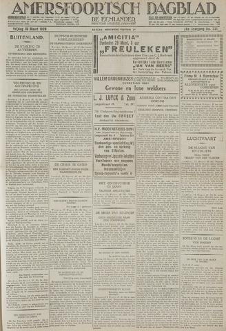 Amersfoortsch Dagblad / De Eemlander 1928-03-16