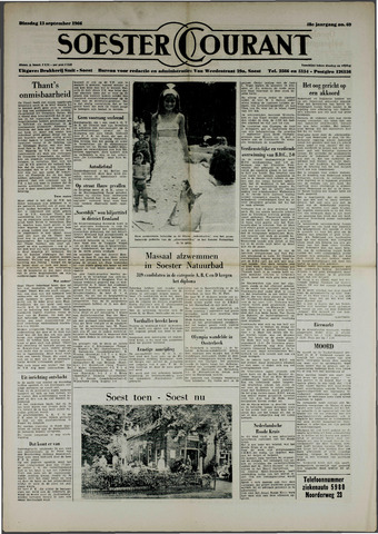 Soester Courant 1966-09-13