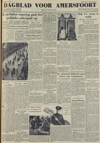 Dagblad voor Amersfoort 1949-11-10